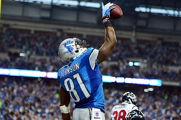 Top 20 NFL WR's-Ryan's 2013 Fantasy Football Preview Series