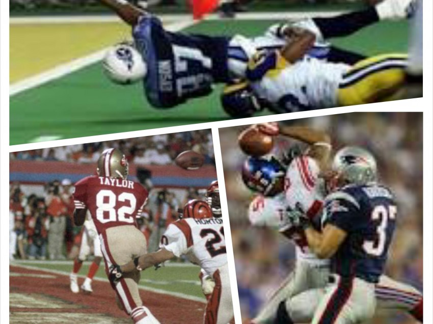 Greatest Super Bowls By Decade