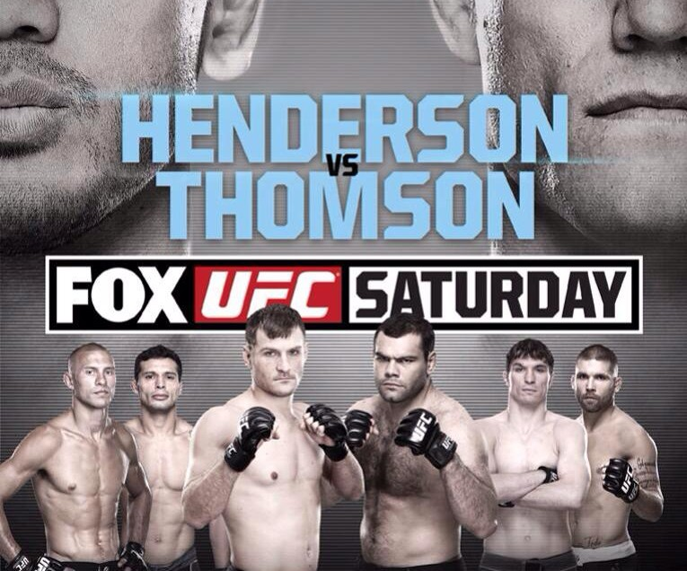 UFC On Fox 10 Preview