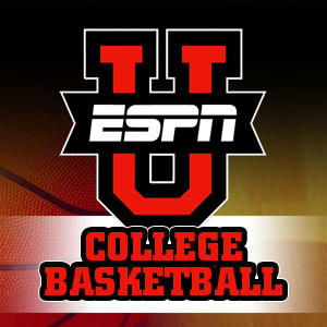 College basketball espn logo