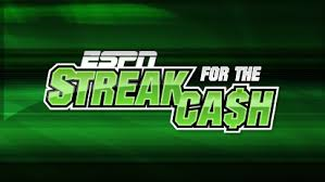 Streak for the Cash