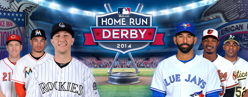 Fun With Lines: 2014 Home Run Derby Edition