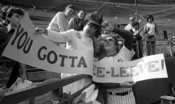 MLB Playoffs Evoke Memories of Childhood Hero Tug McGraw for Mets' Fan