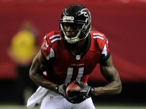 Julio Jones Lock of the Week