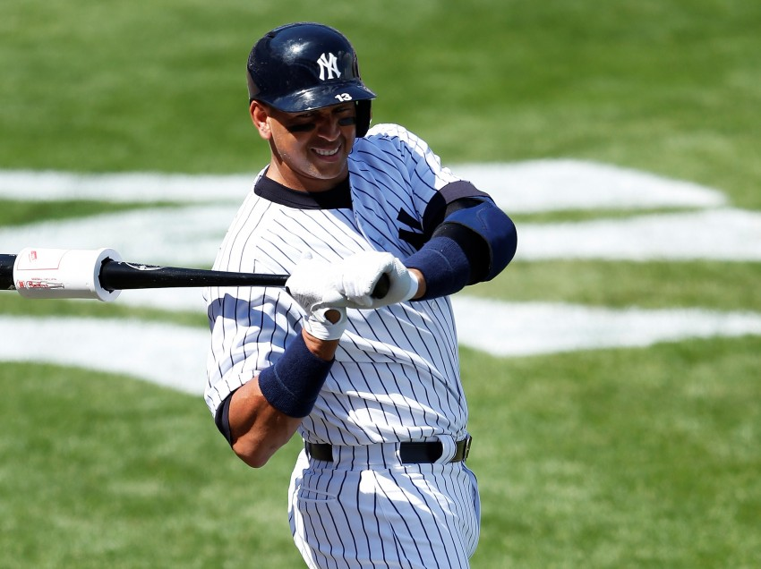 American League Snubs Alex Rodriguez for All-Star Game