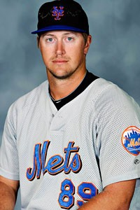 New hitting coach for the Brooklyn Cyclones Sean Raliff, who played with the Cyclones in 2008.